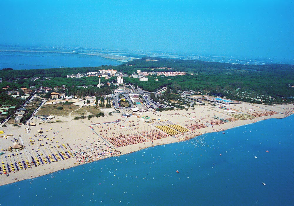 Rosolina Mare - La Spiaggia - The Beach