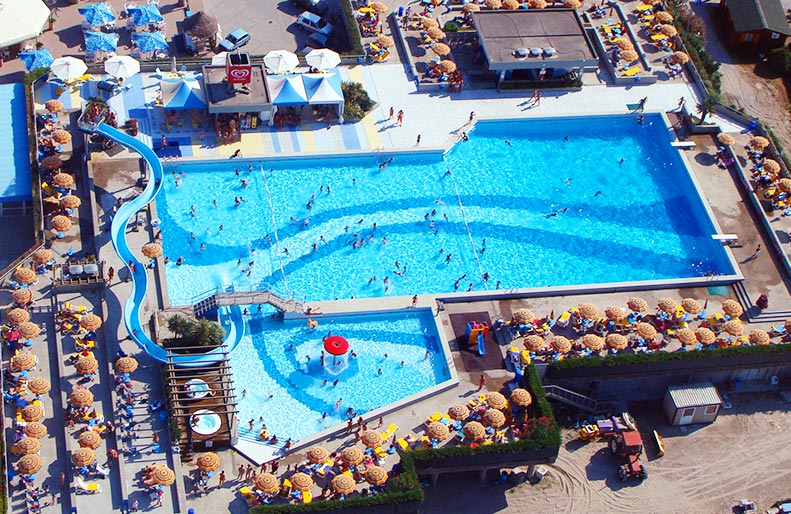 Hotel Sole - Piscine - Swimming pools